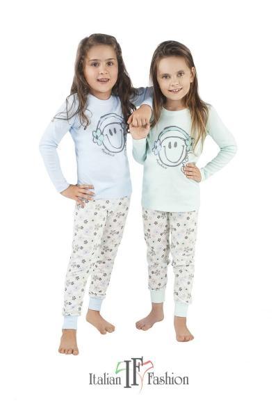 Пижама детская для девочек PIŻAMA I FASH FINEZJA DL DL 8-14L_conf