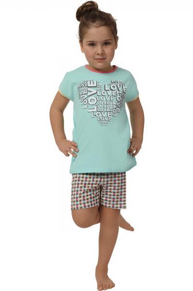 Пижама детская для девочек PIŻAMA I FASH KARMEL K K  8-14L_conf