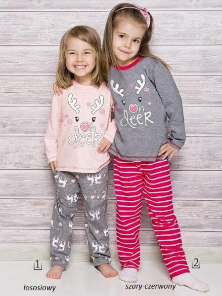 Пижама детская для девочек PIŻAMA TARO 1167 ODA AW17_conf