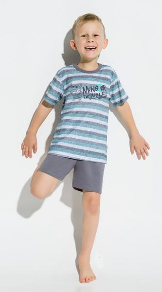 Пижама детская для мальчиков PIŻAMA TARO 391 MAX SS18_conf