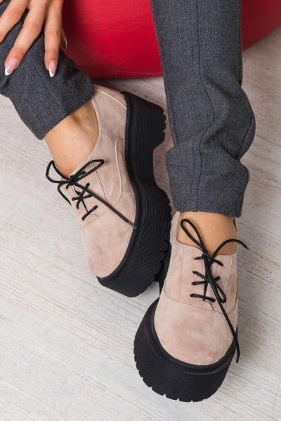Фото Женская обувь, Обувь весна-лето-осень, Туфли без каблука Женские туфли Doktor. Украина