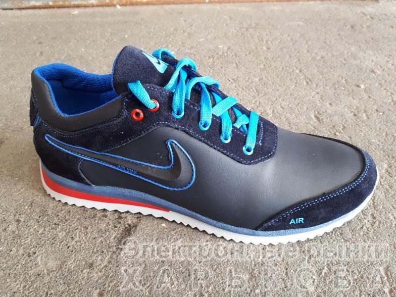66497baa63f0f2 Подростковые кожаные кроссовки Nike. Украина - Кроссовки, кеды детские и  подростковые на рынке Барабашова