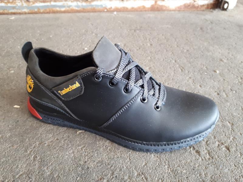 Подростковые кожаные кроссовки Timberland. Украина