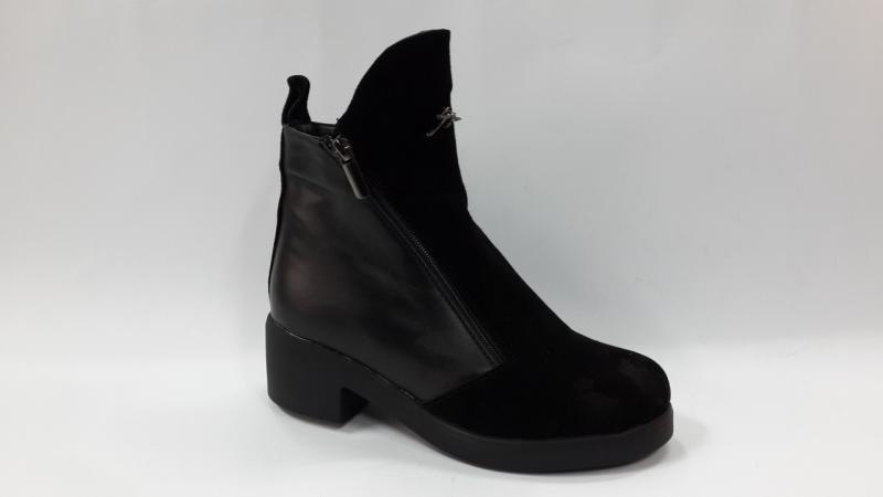 Замшевые демисезонные ботинки! Украина