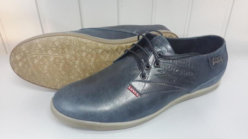 Мужские туфли Levis. Турция