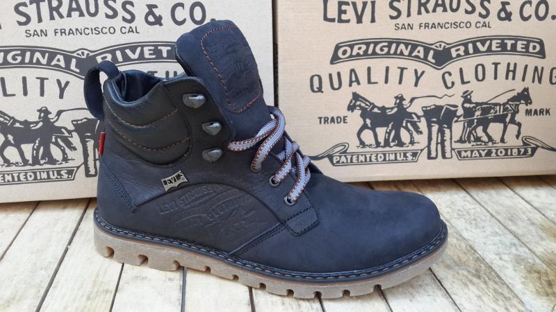 Ботинки Levi's зимние. Турция