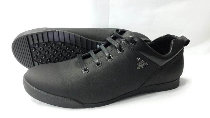 Мужские кожаные кроссовки New Balance. Украина