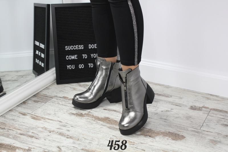 Женские зимние ботинки. Украина