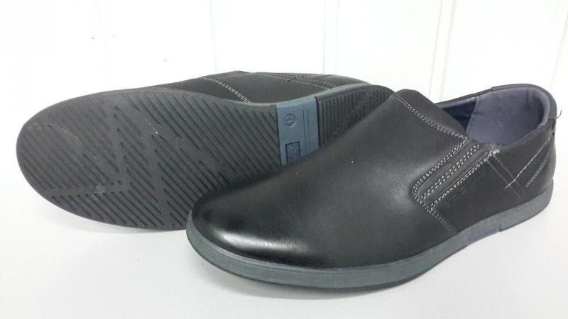 Мужские туфли Meko Melo код 550-36. Украина