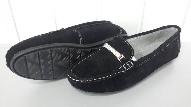 Мокасины allshoes из натуральной замши. Украина.