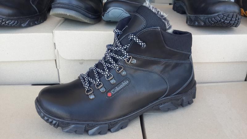Зимние мужские ботинки Columbia 46-50рр. Украина