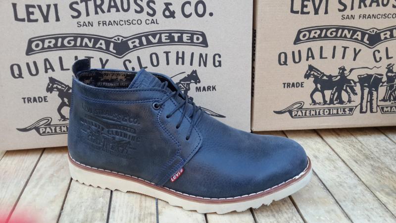 Ботинки зимние Levi's. Турция