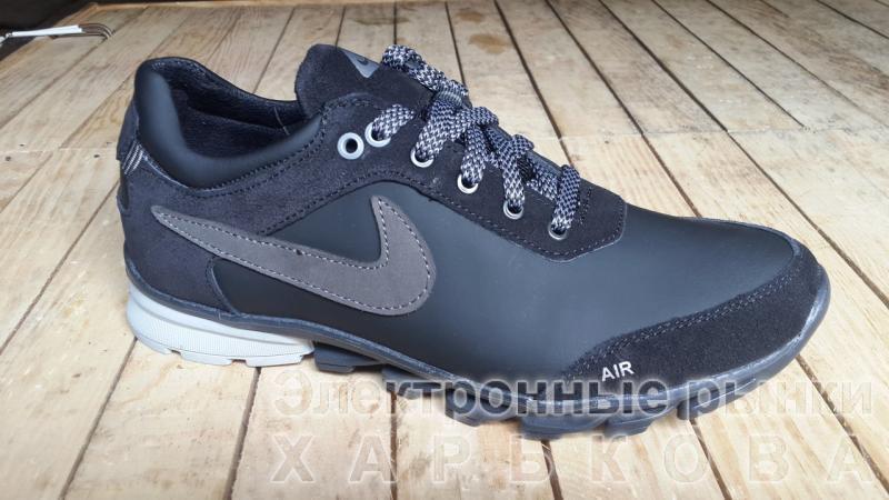 48f6dbfbb06a74 Подростковые кожаные кроссовки Nike. Украина - Кроссовки, кеды детские и  подростковые на рынке Барабашова
