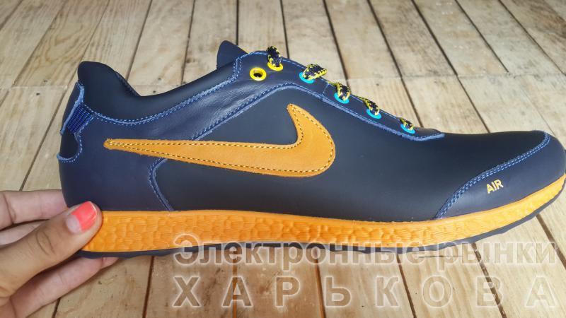 8cc97f55f35afc ... Подростковые кожаные кроссовки Nike. Украина - Кроссовки, кеды детские  и подростковые на рынке Барабашова