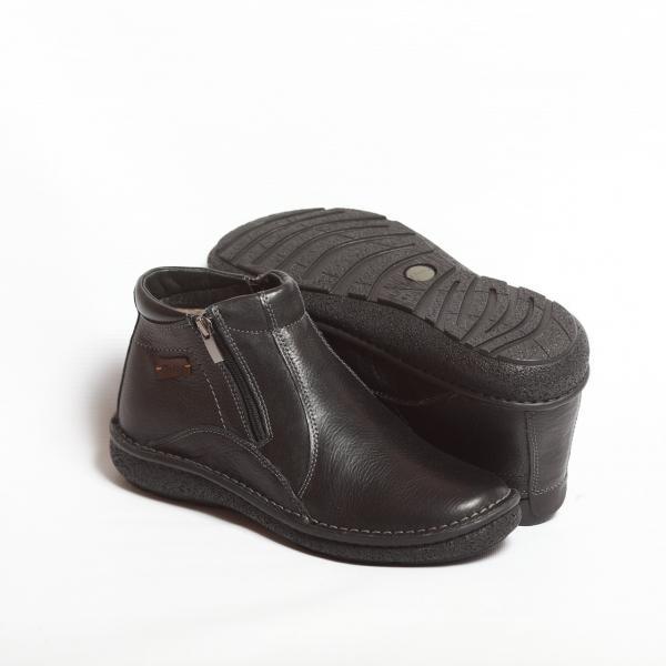 Зимние мужские ботинки на цыгейке. Украина