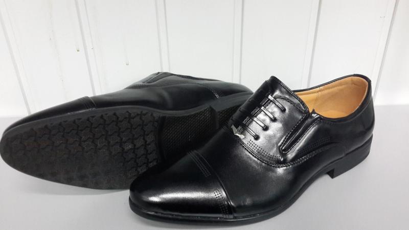 Мужские классические туфли. Украина