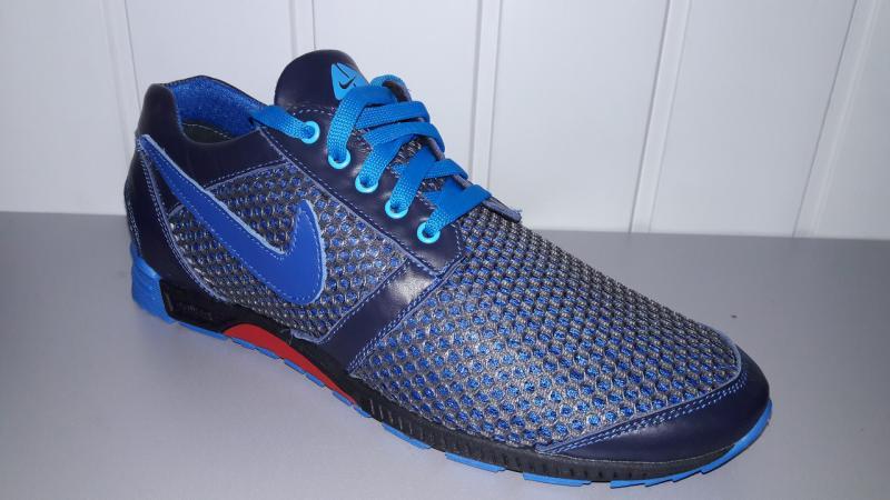 Мужские кроссовки летние - сетка Nike. Украина