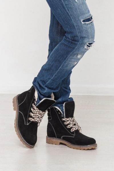 Женские зимние ботинки KOMFORT.