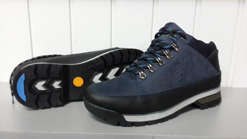 Зимние мужские кожаные ботинки New Balance. Харьков