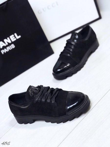 Стильные женские туфли Chanel. Украина