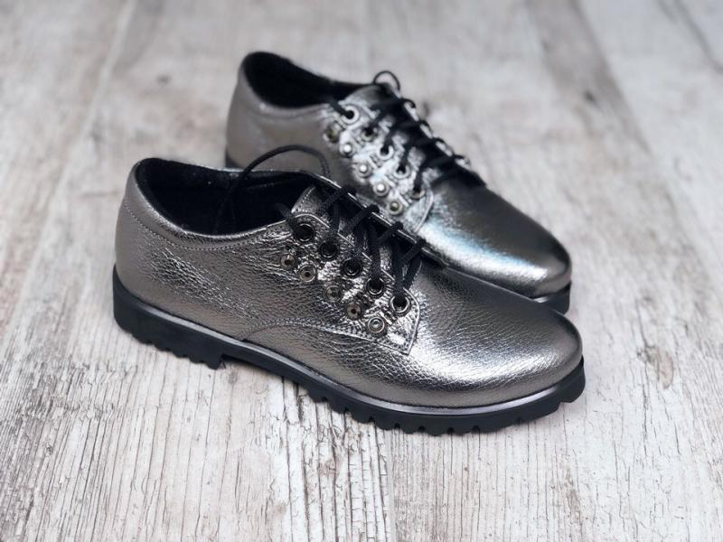Туфли на шнурках  Еxcellent. Украина