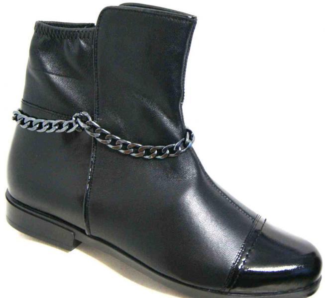 Женские кожаные ботинки с 36-45 рр. Украина