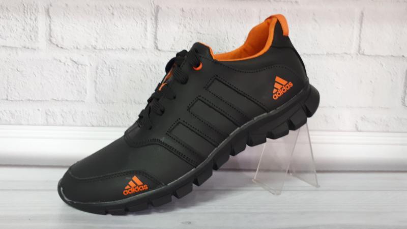 Кроссовки кожаные мужские Adidas. Харьков