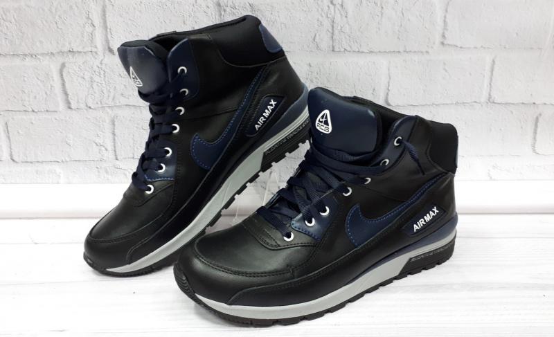 Зимние мужские кроссовки Nike Харьков