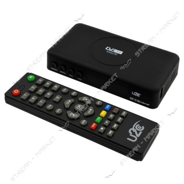 Ресивер U2C T2 HD internet