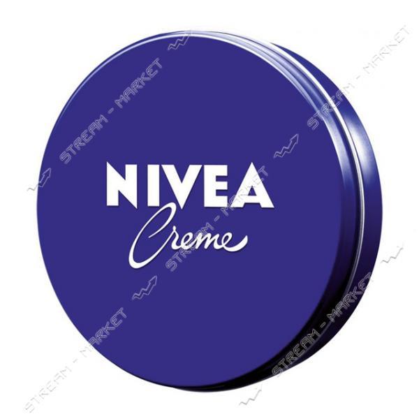 Универсальный увлажняющий крем Nivea 30мл