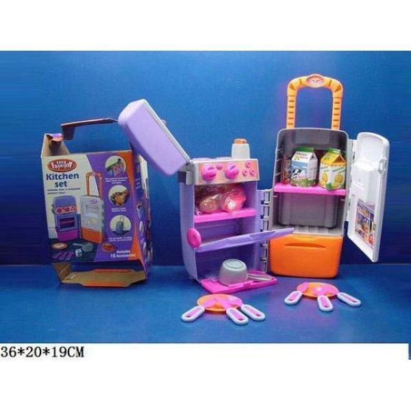 Детский Холодильник-чемодан 9911