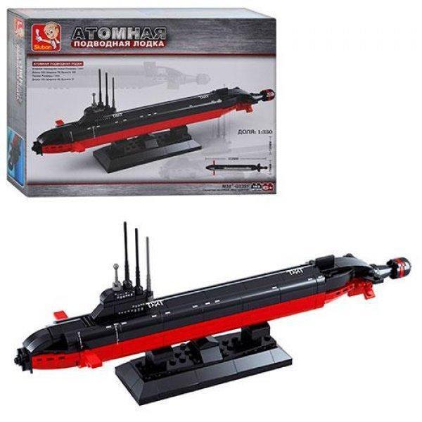 Детский конструктор SLUBAN Морская серия B 0391
