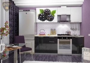 Фото  Кухня ЕЖЕВИКА 2,1м(ДСВ мебель)