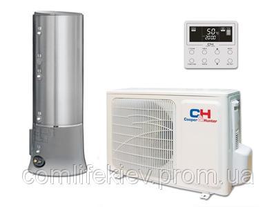 Тепловой насос Cooper&Hunter CH-HP3.0SWHK/WT200SW1.5EHK