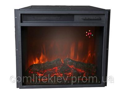 Электрокамин Bonfire JREC2024AS, встраиваемая электрическая топка 24 дюйма