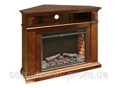 Угловой каминокомплект Bonfire WM 13974J DACOTA Corner, портал с электрической топкой 28 дюймов