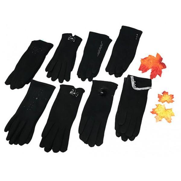 Женские перчатки Boxing Артикул Ok-042 в ассортименте цена за упаковку