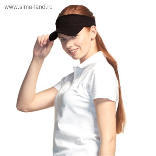 Козырёк StanVisor, one size, цвет чёрный