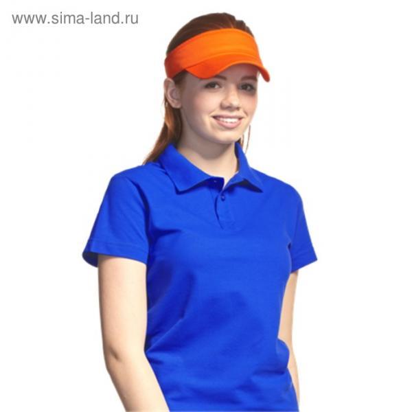 Козырёк StanVisor, one size, цвет оранжевый