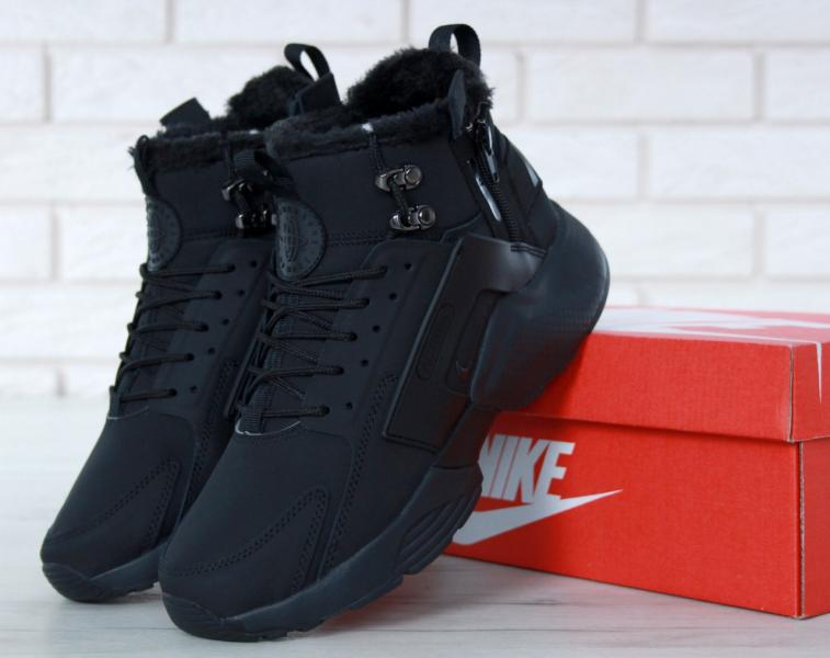 Фото  Nike Huarache X Acronym City Winter Black (41-45)