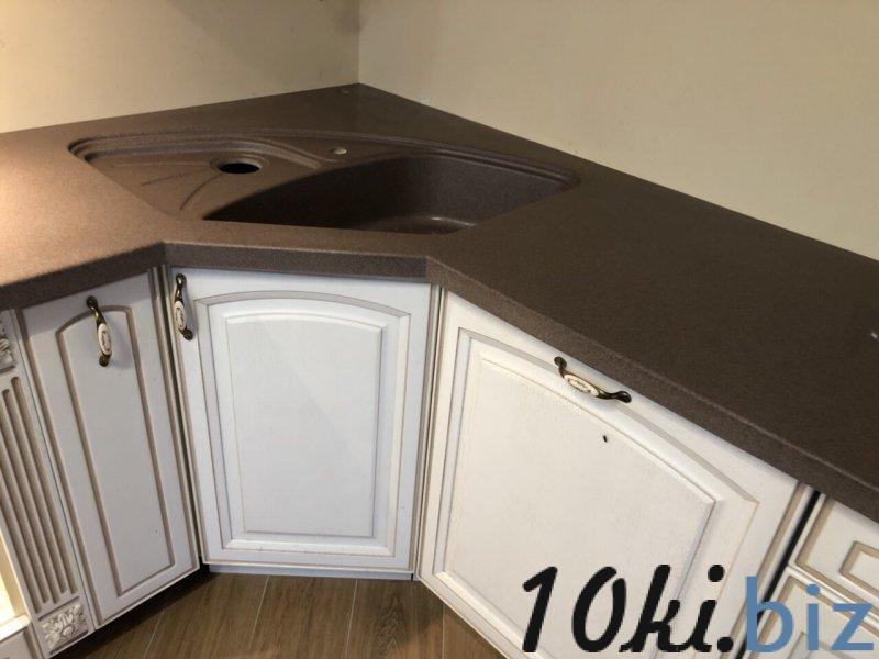 Столешницы из искусственного камня для кухни  в Гродно  купить в Лиде - Столешницы и комплектующие
