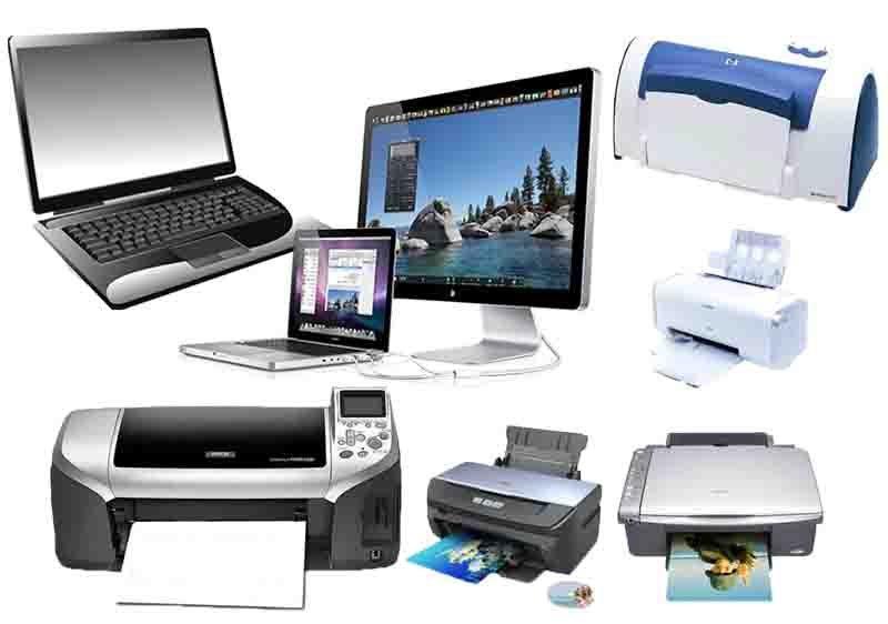 Обслуживание компьютерной техники и программного обеспечения