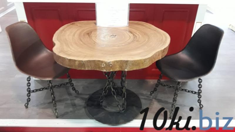 Стол слеб карагач Столы для ресторанов и кафе в Алмате
