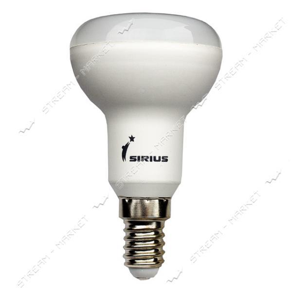 Лампа светодиодная SIRIUS LS-3702 6W Е14