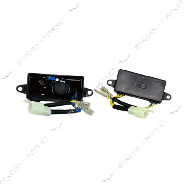 Регулятор напряжения генератора AVR 2KW-220В G-17