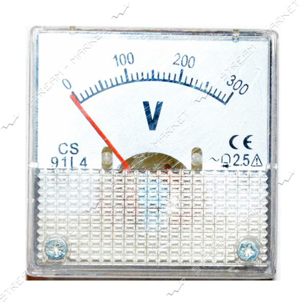Вольтметр для генераторов 220В