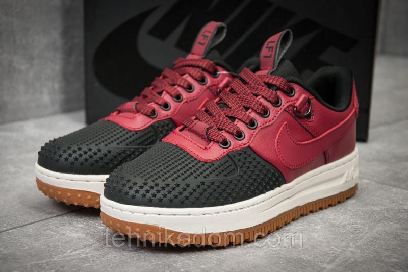 Кроссовки женские Nike  LF1, бордовые (11767),  [  38 (последняя пара)  ]