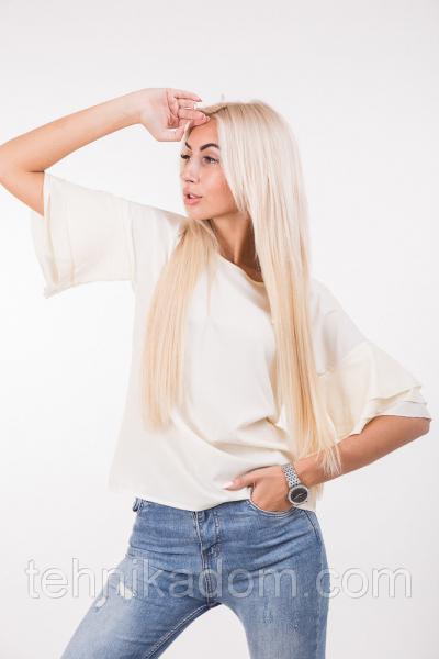 Блуза 43930 (молочный)