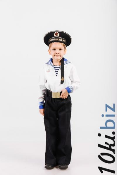 Форма моряка с бескозыркой купить в Воронеже - Карнавальные костюмы