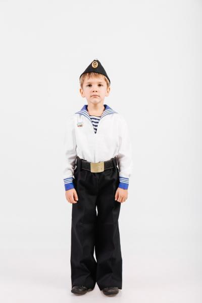 Форма моряка с пилоткой